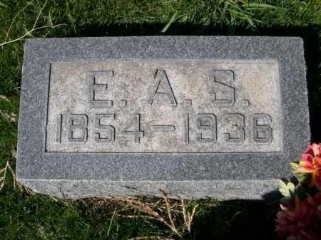 STOUGH, E.A. - Dawes County, Nebraska | E.A. STOUGH - Nebraska Gravestone Photos