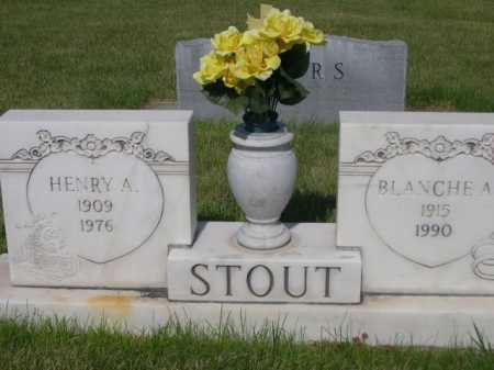 STOUT, HENRY A. - Dawes County, Nebraska | HENRY A. STOUT - Nebraska Gravestone Photos