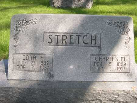 STRETCH, CHARLES M. - Dawes County, Nebraska   CHARLES M. STRETCH - Nebraska Gravestone Photos