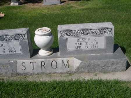 STROM, BESSIE P. - Dawes County, Nebraska | BESSIE P. STROM - Nebraska Gravestone Photos