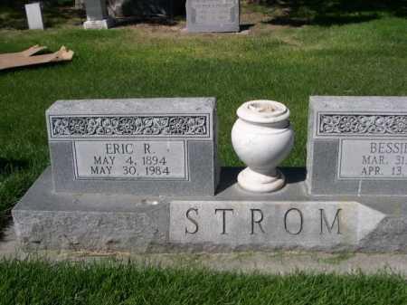 STROM, ERIC R. - Dawes County, Nebraska | ERIC R. STROM - Nebraska Gravestone Photos