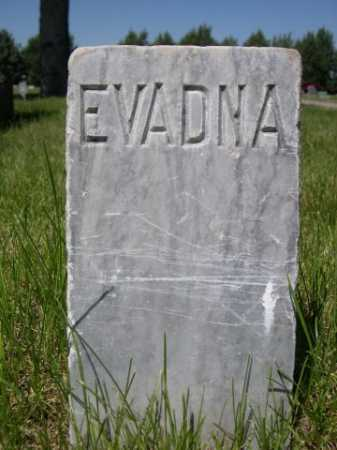 STRONG, EVADNA - Dawes County, Nebraska | EVADNA STRONG - Nebraska Gravestone Photos