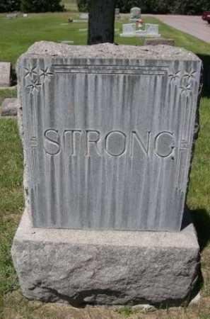 STRONG, FAMILY - Dawes County, Nebraska   FAMILY STRONG - Nebraska Gravestone Photos