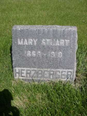 STUART, MARY - Dawes County, Nebraska | MARY STUART - Nebraska Gravestone Photos
