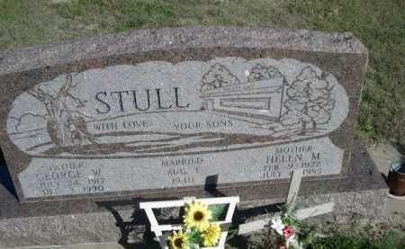 STULL, GEORGE W. - Dawes County, Nebraska   GEORGE W. STULL - Nebraska Gravestone Photos