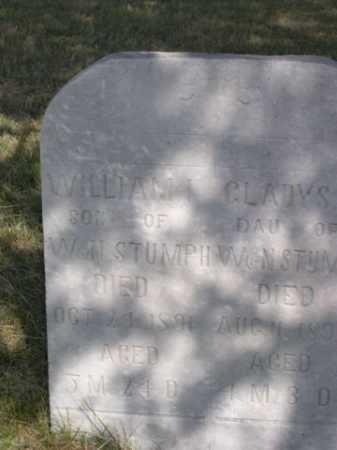 STUMPH, GLADYS - Dawes County, Nebraska | GLADYS STUMPH - Nebraska Gravestone Photos