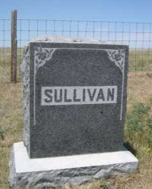 SULLIVAN, FAMILY - Dawes County, Nebraska | FAMILY SULLIVAN - Nebraska Gravestone Photos