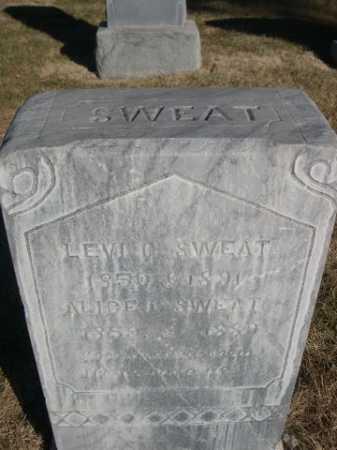 SWEAT, ALICE L. - Dawes County, Nebraska | ALICE L. SWEAT - Nebraska Gravestone Photos