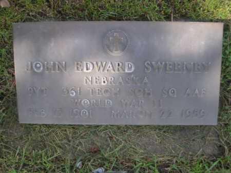 SWEENEY, JOHN EDWARD - Dawes County, Nebraska | JOHN EDWARD SWEENEY - Nebraska Gravestone Photos