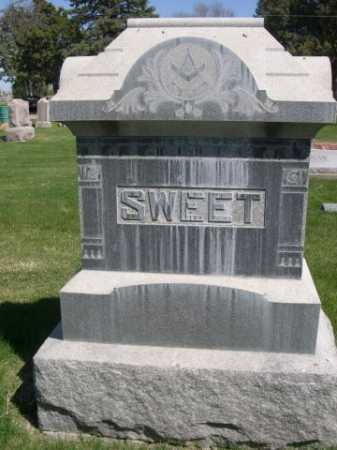 SWEET, FAMILY - Dawes County, Nebraska | FAMILY SWEET - Nebraska Gravestone Photos