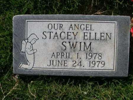 SWIM, STACEY ELLEN - Dawes County, Nebraska   STACEY ELLEN SWIM - Nebraska Gravestone Photos