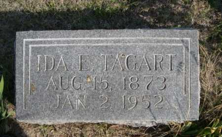 TAGART, IDA E. - Dawes County, Nebraska   IDA E. TAGART - Nebraska Gravestone Photos