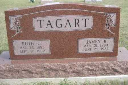TAGART, JAMES R. - Dawes County, Nebraska | JAMES R. TAGART - Nebraska Gravestone Photos