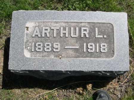 TEDROW, ARTHUR L. - Dawes County, Nebraska | ARTHUR L. TEDROW - Nebraska Gravestone Photos