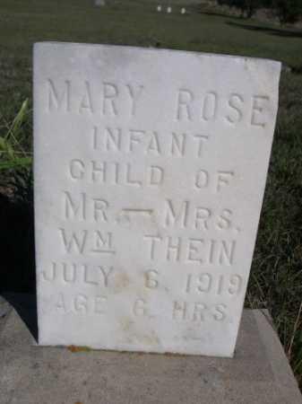 THEIN, MARY ROSE - Dawes County, Nebraska | MARY ROSE THEIN - Nebraska Gravestone Photos