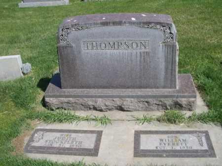 THOMPSON, FAMILY - Dawes County, Nebraska | FAMILY THOMPSON - Nebraska Gravestone Photos