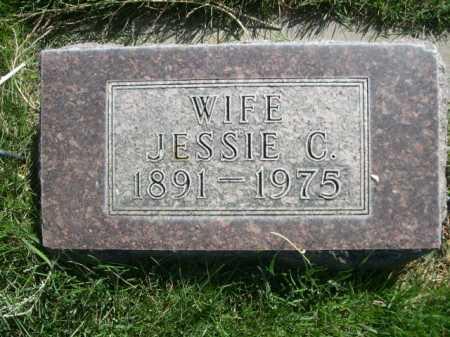 THOMPSON, JESSIE C. - Dawes County, Nebraska | JESSIE C. THOMPSON - Nebraska Gravestone Photos