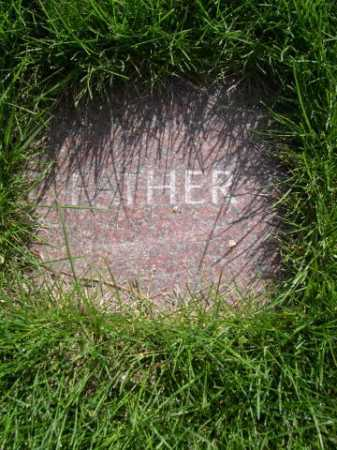 THORNTON, FATHER - Dawes County, Nebraska   FATHER THORNTON - Nebraska Gravestone Photos