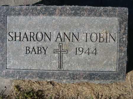 TOBIN, SHARON ANN - Dawes County, Nebraska | SHARON ANN TOBIN - Nebraska Gravestone Photos