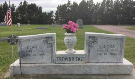 TROWBRIDGE, ELDORA - Dawes County, Nebraska | ELDORA TROWBRIDGE - Nebraska Gravestone Photos