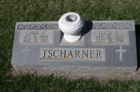 TSCHARNER, CHRIS J. - Dawes County, Nebraska | CHRIS J. TSCHARNER - Nebraska Gravestone Photos