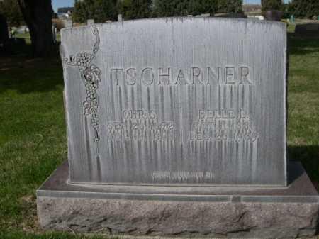TSCHARNER, BELLE E. - Dawes County, Nebraska | BELLE E. TSCHARNER - Nebraska Gravestone Photos
