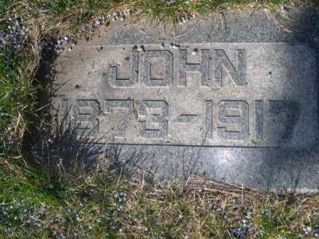 TSCHARNER, JOHN - Dawes County, Nebraska | JOHN TSCHARNER - Nebraska Gravestone Photos
