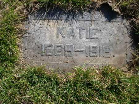 TSCHARNER, KATIE - Dawes County, Nebraska | KATIE TSCHARNER - Nebraska Gravestone Photos