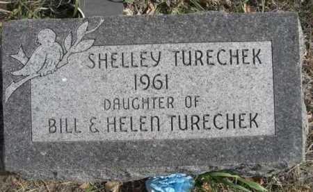 TURECHEK, SHELLEY - Dawes County, Nebraska | SHELLEY TURECHEK - Nebraska Gravestone Photos