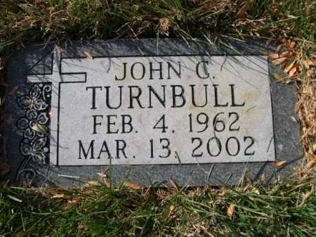 TURNBULL, JOHN G. - Dawes County, Nebraska   JOHN G. TURNBULL - Nebraska Gravestone Photos