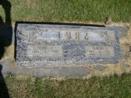 TVRZ, FERN I. - Dawes County, Nebraska | FERN I. TVRZ - Nebraska Gravestone Photos