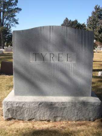 TYREE, FAMILY - Dawes County, Nebraska | FAMILY TYREE - Nebraska Gravestone Photos