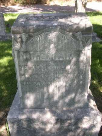 TYREE, MELINDA H. - Dawes County, Nebraska   MELINDA H. TYREE - Nebraska Gravestone Photos