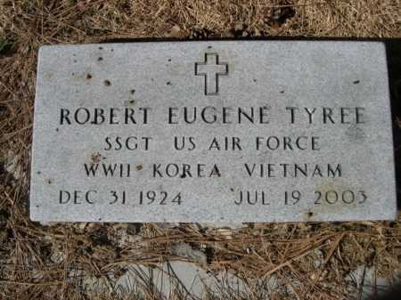 TYREE, ROBERT EUGENE - Dawes County, Nebraska | ROBERT EUGENE TYREE - Nebraska Gravestone Photos