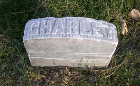UNKNOWN, CHARLEY - Dawes County, Nebraska | CHARLEY UNKNOWN - Nebraska Gravestone Photos