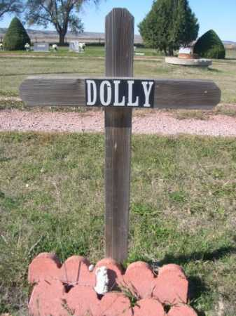 UNKNOWN, DOLLY - Dawes County, Nebraska | DOLLY UNKNOWN - Nebraska Gravestone Photos
