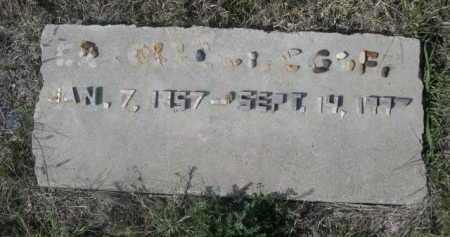UNKNOWN, UNKNOWN - Dawes County, Nebraska   UNKNOWN UNKNOWN - Nebraska Gravestone Photos