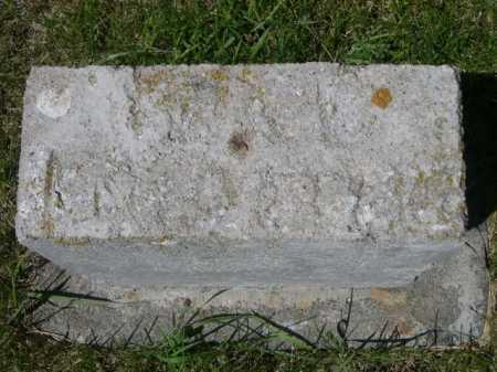 UNKNOWN, UNKNOWN - Dawes County, Nebraska | UNKNOWN UNKNOWN - Nebraska Gravestone Photos