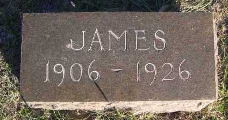 UNRECORDED, JAMES - Dawes County, Nebraska   JAMES UNRECORDED - Nebraska Gravestone Photos