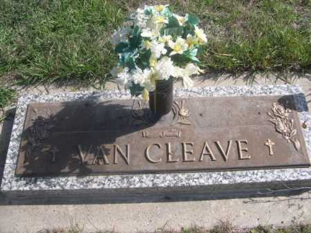 VAN CLEAVE, FAMILY - Dawes County, Nebraska | FAMILY VAN CLEAVE - Nebraska Gravestone Photos
