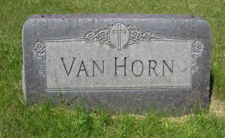 VAN HORN, FAMILY - Dawes County, Nebraska | FAMILY VAN HORN - Nebraska Gravestone Photos