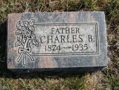 VAN NESS, CHARLES B. - Dawes County, Nebraska | CHARLES B. VAN NESS - Nebraska Gravestone Photos