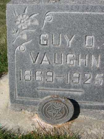 VAUGHN, GUY O. - Dawes County, Nebraska | GUY O. VAUGHN - Nebraska Gravestone Photos