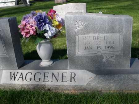 WAGGENER, MILDRED L. - Dawes County, Nebraska | MILDRED L. WAGGENER - Nebraska Gravestone Photos