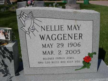 WAGGENER, NELLIE MAE - Dawes County, Nebraska   NELLIE MAE WAGGENER - Nebraska Gravestone Photos