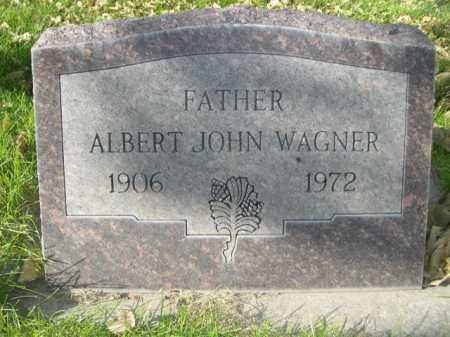 WAGNER, ALBERT JOHN - Dawes County, Nebraska | ALBERT JOHN WAGNER - Nebraska Gravestone Photos