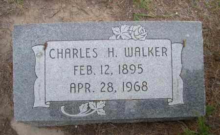 WALKER, CHARLES H. - Dawes County, Nebraska | CHARLES H. WALKER - Nebraska Gravestone Photos
