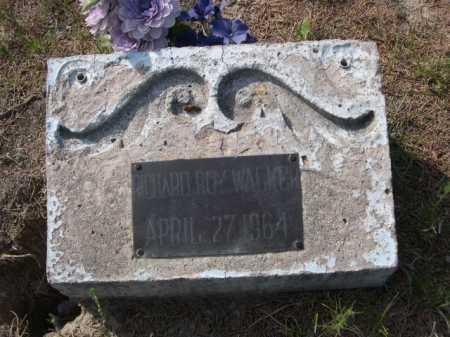 WALKER, RICHARD ROY - Dawes County, Nebraska | RICHARD ROY WALKER - Nebraska Gravestone Photos