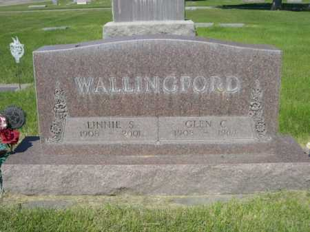 WALLINGFORD, LINNIE S. - Dawes County, Nebraska | LINNIE S. WALLINGFORD - Nebraska Gravestone Photos