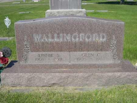 WALLINGFORD, LINNIE S. - Dawes County, Nebraska | LINNIE S. WALLINGFORD - Nebraska Gravestone Photos